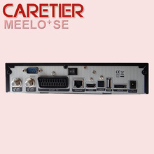 MEELO SE Twin Tuner Decoder same as Solo 2 SE Linux Reciever 1300 MHz CPU 2 dvb-s2 Tuner STB digital satellite tv receiver(China)