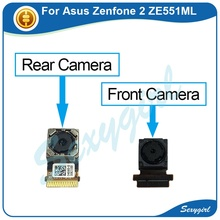 New For Asus Zenfone 2 5.5 ZE551ML  Facing/Small/Front Camera  Flex Cable Replacement Parts  Big  /Back Camera Flex Cable