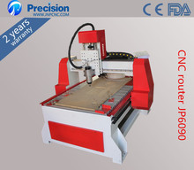 China supplier advertising equipment 6090 cnc wood lathe