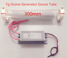 High Quality 7g Ozone Generator Ozone Tube 7g/h for DIY WATER Plant Purifier(China)