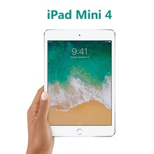 Apple iPad Mini 4 | Wifi Model Tablets PC 6.1mm Ultra Thin 7.9 inch 2gb RAM Original Apple Tablet PC Portable(China)