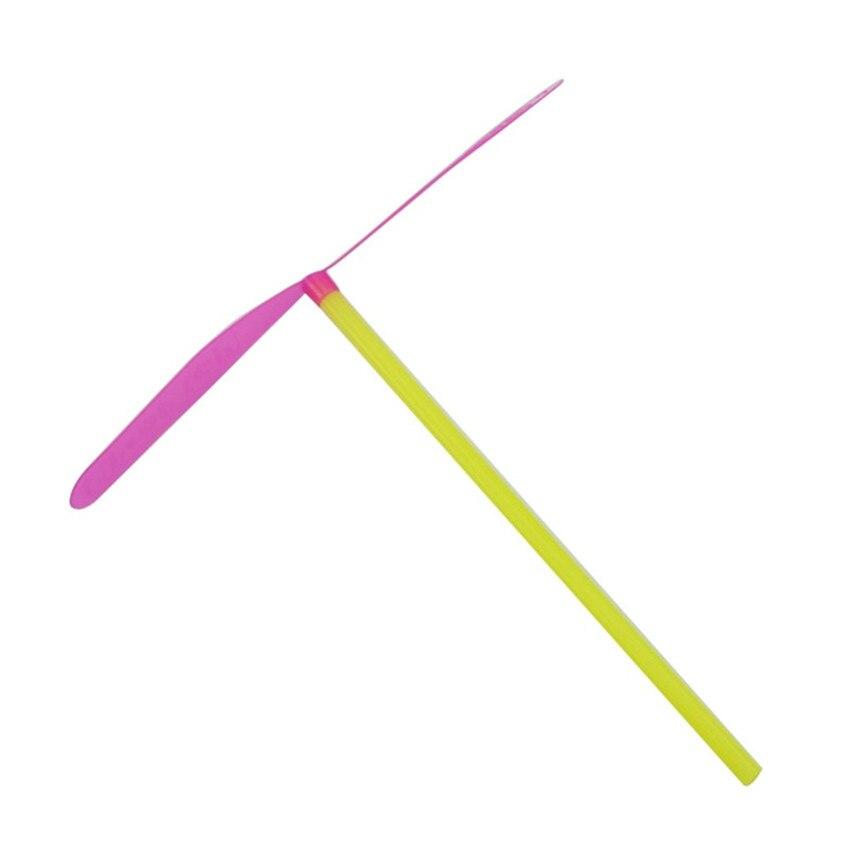 10Pcs/Set LED Bamboo Dragonfly