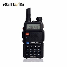 Handy 5W Walkie Talkie Retevis RT-5R VHF UHF 136-174&400-520MHz VOX FM Portable Ham Radio Two Way Radio Hf Transceiver RT5R(China)