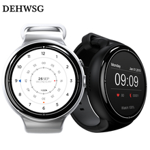 DEHWSG New Smart watch I4 AIR 2GB+16GB Android phone MTK6580 Heart rate wristwatch 3G WiFi GPS wearable devices For IOS Android