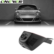 Onever 1080P Wifi Car DVR Camera Monitor Hidden Video Recorder Full HD Motion Detection/G-sensor/Cyclic Recording