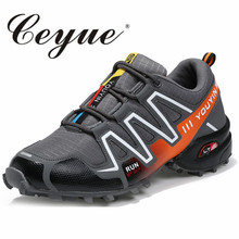 Ceyue Men Running Shoes New Arrival 2017 Popular Athletic Sport Shoes Men Footwear High Quality Durable Lace Up Sneakers Men