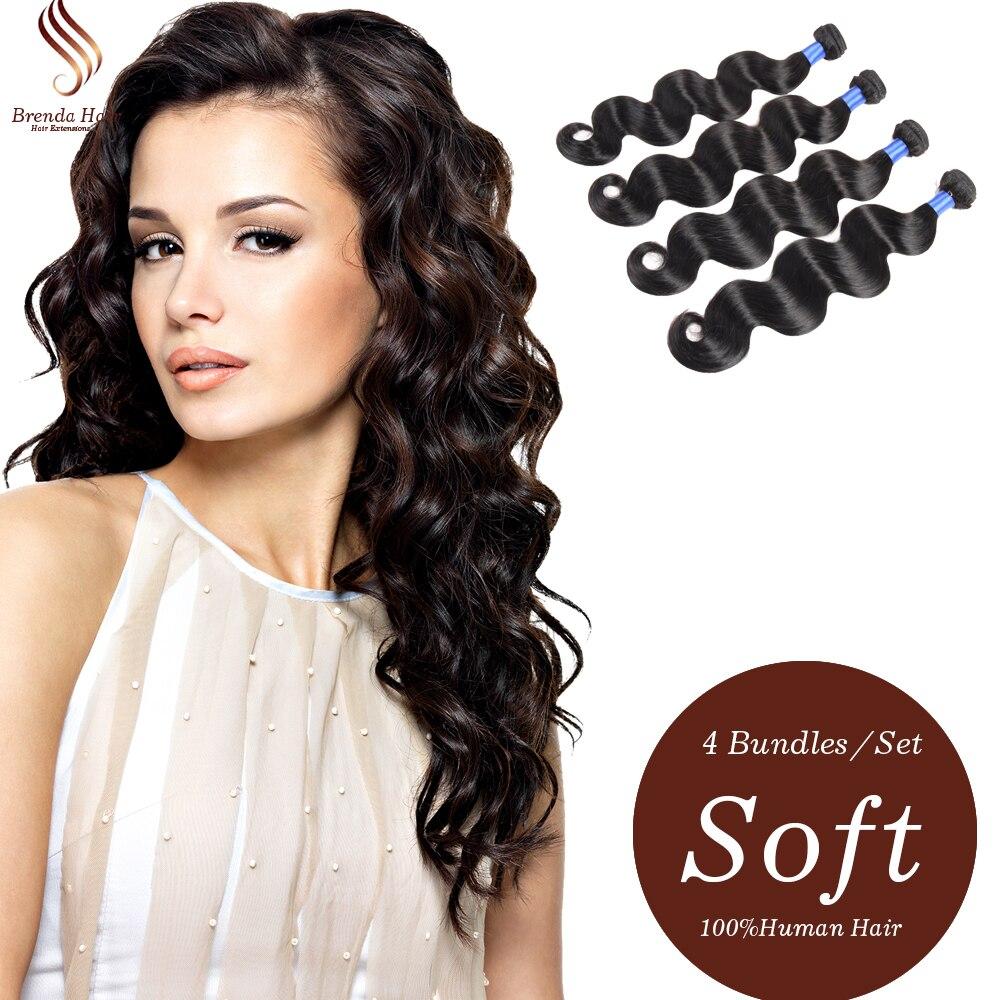 Brazilian Virgin Hair Body Wave 3 Bundles 8a Grade Virgin Unprocessed Human Hair Brazilian Human Hair Weave Bundles byeonce hair<br><br>Aliexpress