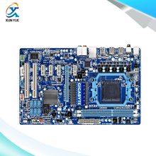 Gigabyte GA-780T-USB3 Original Used Desktop Motherboard AMD 760G Socket AM3+  DDR3 SATA2 USB2.0 ATX