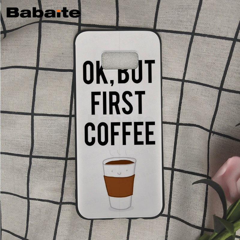 Ok But First Coffee Book