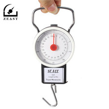 Buy Portable Hanging Scale Balance Fish Hook Said Weighing Balance Kitchen Measuring Tape Measure Fishing Scales 22kg for $4.99 in AliExpress store