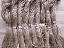 New Hot 100 Metres Natural Color Jute Hemp Twine String Craft Making DIY 1.0mm