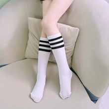 Hot Sale  Fashion Children 's Popular Cotton Knees In The White Tube #1835240