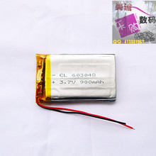 603048900 Ma polymer battery, MP3 battery, MP4 battery, MP5 battery board Rechargeable Li-ion Cell