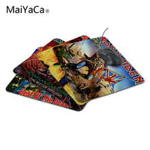 MaiYaCa Hot Sale Iron Maiden The Trooper Non-Slip Laptop Computer PC Mouse Pad Me Pad Mat for Optal Mouse Not Lockedge MousePad(China)