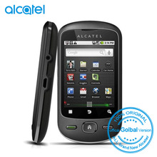 Alcatel Android Smartphone QWERTY Keyboard OT-980A Original mobile phone 2.0MP Camera Qualcomm MSM7227