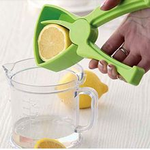 Good quality fruit juice maker Lemon/Orange Manual Juicer Lazy Kitchen Supplies Easy Cleaning plastic tool useful(China)