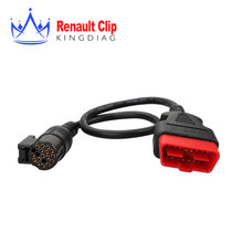 for Renault Can Clip OBD 16Pin Main Cable OBD Cable for Can Clip Diagnostic Scanner free shipping