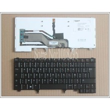 New French(Azerty) Keyboard For Dell Latitude E5420 E5430 E6220 E6230 E6320 E6330  FR Laptop French Keyboard With Backlit