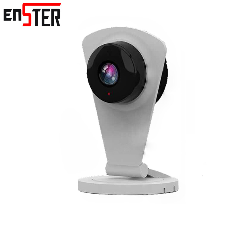 High quality Alarme Sans Fil 1280*720 HD  1.0MP P2P Card IP wireless Camera  Household Using Security Camera<br>