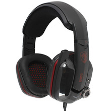 F18571/72 Somic G909 7.1 Surround Sound Computer Headphone Vibration Extreme Bass USB Gaming Stereo Headset with Microphone