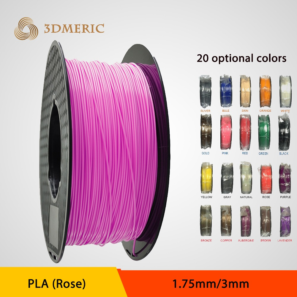 Stocked fast shipment 1.75mm 3.0mm ABS PLA 3D FDM Printer Filament<br><br>Aliexpress