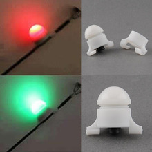 NEW White small high Quality 2 Size in 1 Clip on Bite Alarm waterproof Automatic tool outdoor sport
