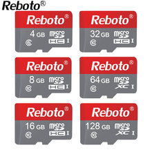 Best quality Classic style Red color Tf Memory Cards class6-10 2GB 4GB 8GB 16GB Micro TF card Flash Memory Card
