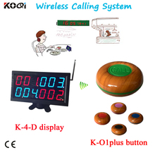 communication system service for restaurant calling system waiter buzzer service button Restaurant service calling buzzer(China)