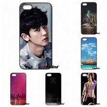 EXO xiumin Kpop Band Hard Cell Phone Cover case For iPhone 4 4S 5 5C SE 6 6S 7 Plus Galaxy J5 J3 A5 A3 2016 S5 S7 S6 Edge