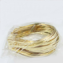 Length 36cm Head Bands Steel Gold Color Width 5mm Hair Bands Hairwear Base Setting DIY Jewelry tt009