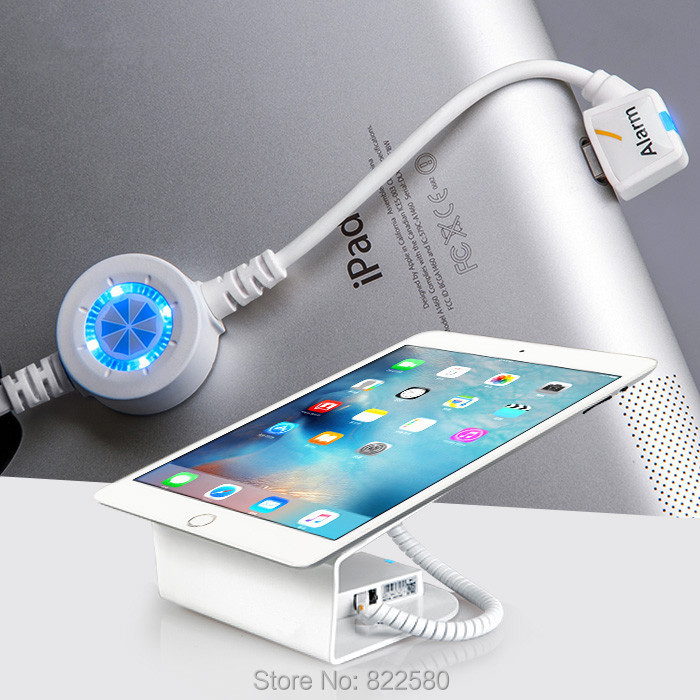 Android And Ios Tablet Security With Alarm Light And Charger Function Display Holder Stand<br><br>Aliexpress