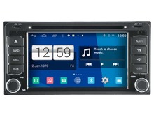 S160 Android Car Audio FOR TOYOTA FORTUNER/PRADO/Terios/RunX car dvd gps player navigation head unit device BT WIFI 3G