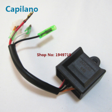 motorcycle JOG50 JOG90 1PE40QMB CW50 CY50 DLX50 digital ignition CDI unit for Yamaha 50cc JOG 50 2 pin 5 line
