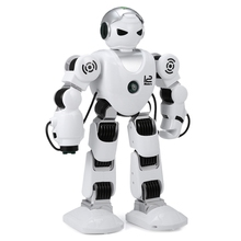 New Intelligent RC Robot Funny Indoor Outdoor Game Toys 2.4G Dancing Battle Model Toy Multi-function Remote Control Robots