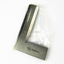 Stainless Steel 80 x 50mm Bladed 90 Degree Angle Try Square Ruler