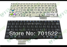 New Laptop keyboard for ASUS Eee PC EeePC 700 701 701SD 900 901 900hd 900A 2G 4G 8G Black US Version - V072462BS1
