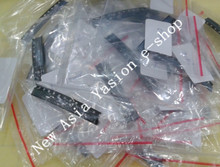 Free Shipping 35 values 350 pcs per lot SMD SMT Transistor and Diode NPN PNP Assortment Kit(China)