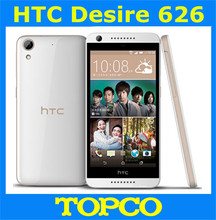 "Original HTC Desire 626 626S Duos Mobile phone 5"" Touch screen Quad core 1GB/2GB RAM 16GB ROM 13MP Camera 626 cell phone"