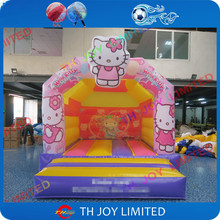 oxford material inflatable bouncer for kids/small inflatable bouncy castle