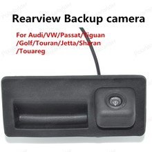 best selling For Audi/VW/Passat/Tiguan/Golf/Touran/Jetta/Sharan/Touareg Waterproof CCD Car Rearview camera