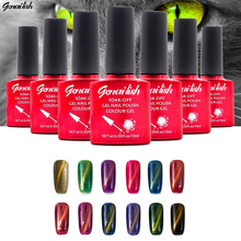36 Colors Magnetic Cat Eye Gel Nail Gel Polish Long-lasting  UV Fingernail Gel Soak-off LED UV  Color Gel Varnish 10ML/PCS-NK2