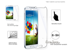 9H Tempered glass screen protector For Samsung galaxy Note2 note3 case note4 cover note5 note 2 3 4 5 case n9005 n9000 n9200(China)