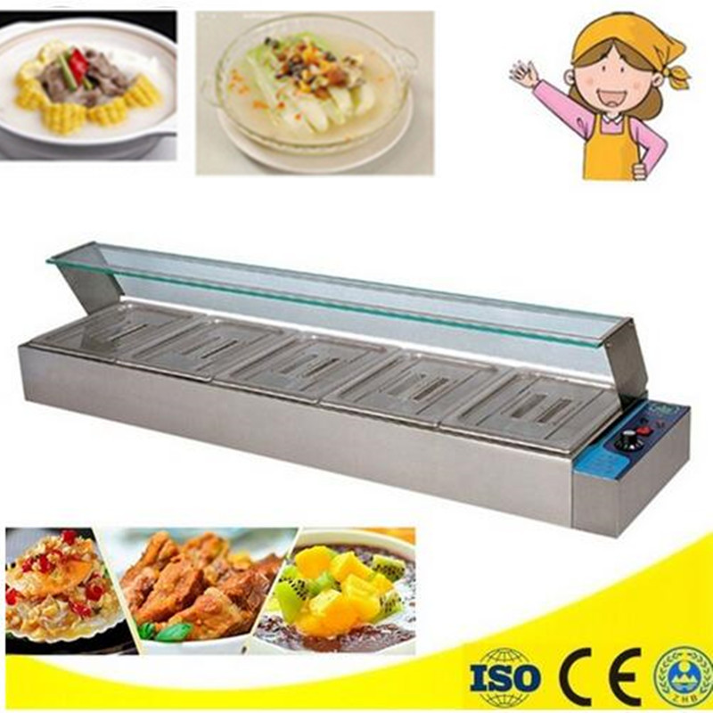 new electric bain marie buffet food warmer container for catering equipment food warming tray hot soup