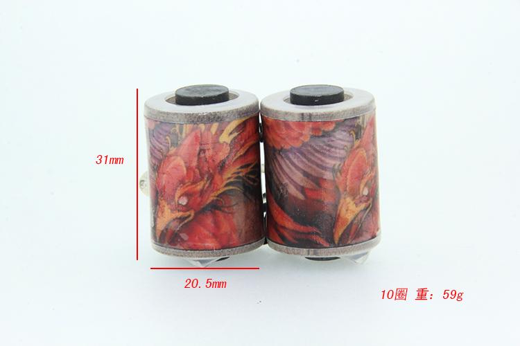 10 Wraps Set Parts Supply Tattoo Machine Gun Coils Tattoo & Body Art FREE SHIPPING