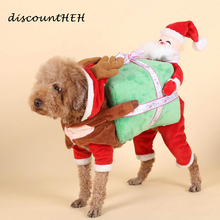 Buy Christmas Funny Pumpkin Dog Clothes Costume Warm Dog Coat Jacket Pet Dog Clothing Pet Clothes Dog Halloween for $13.97 in AliExpress store