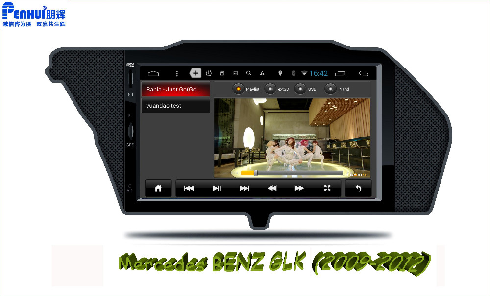 Benz GLK video play-1