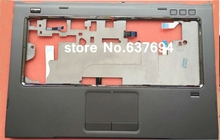100%Original Laptop Palmrest Touchpad for DELL Vostro V3360 3360 2VFVJ with Fingerprint Scanner Gray