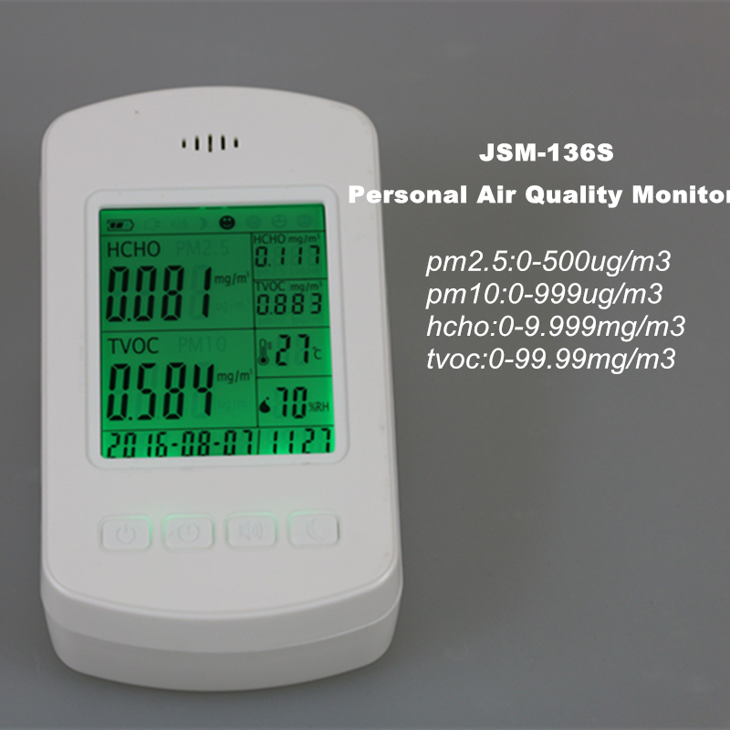 Free shipping Air Monitoring Equipment PM2.5 Indoor Air Testing(China (Mainland))