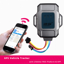 IP65 Dustproof Waterproof Real Time Anti-theft  GT100 JM01 ET130 GSM gps tracker locator for Motor Bike and Car Security