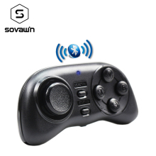 Mini Bluetooth Joystick Wireless Gamepad Universal Remote Controller Game Pad for Android Smart Phone VR BOX 3D Glasses(China)